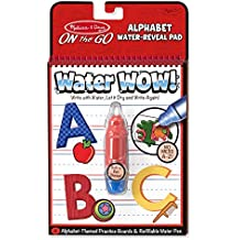 Melissa & Doug Water Wow Activity Book, Alphabet