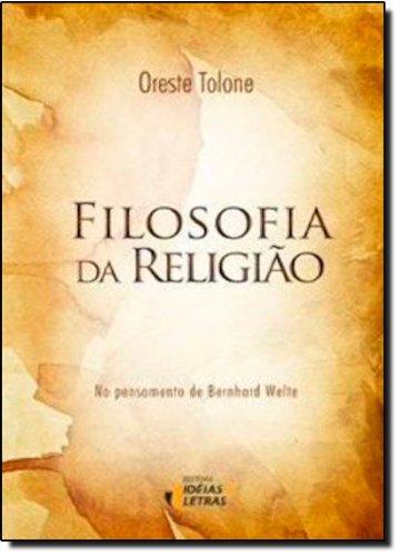 Filosofia da Religio (Em Portuguese do Brasil)