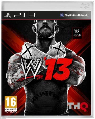 GIOCO PS3 WWE 13