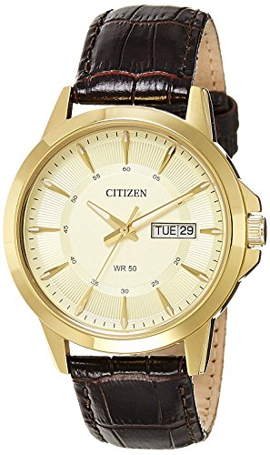 51GhbEpEFmL - Citizen BF2012 08P Gold Mens watch