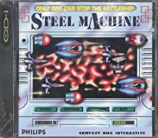 Steel Machine - Philips CDI - PAL