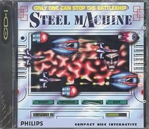 Steel Machine - Philips CDI - PAL