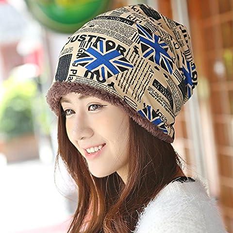 qwer Caldo inverno Baotou tappo tappo piastra