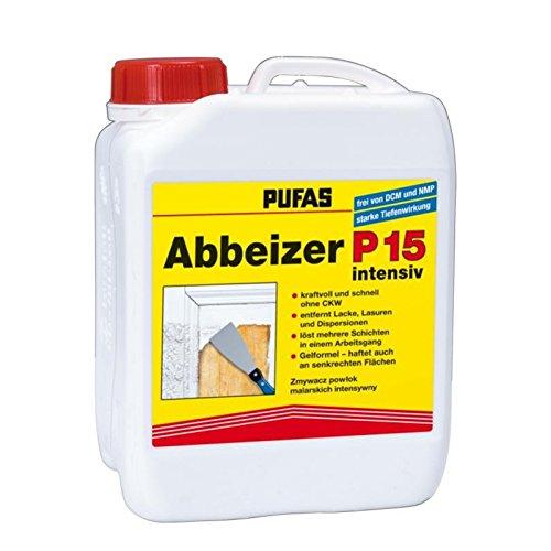 Pufas Abbeizer intensiv 2,500 L