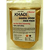 KHADI Omorose Sandalwood Face Pack, (100g)
