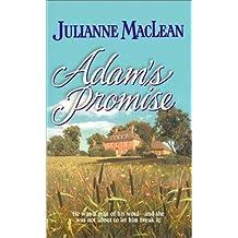 Adam's Promise by Julianne Maclean (2003-04-01)