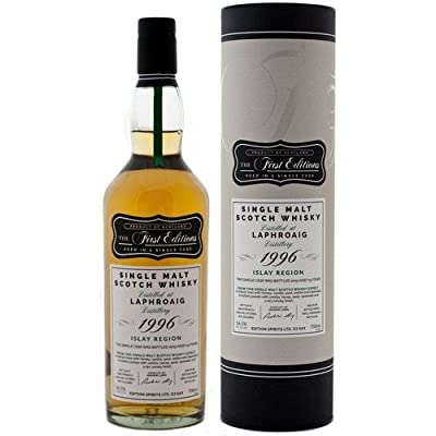 Laphroaig 19 Year Old 1996 First Editions
