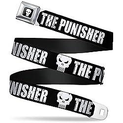Buckle Down Cinturón de calaveras The Punisher