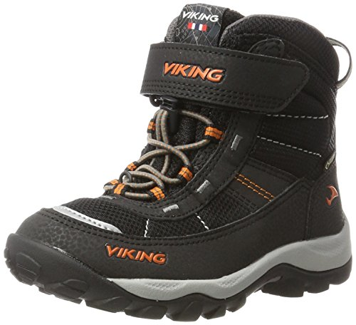 Viking Sludd Elastic/Velcro, Chaussures Multisport Outdoor Mixte enfant