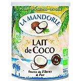 La Mandorle - Lait de coco fleur de coco bio