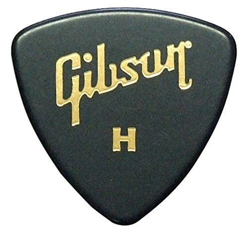 Gibson Gear 1/2 Gross Wedge Style - Púas tipo, heavy, 72 unidades