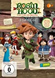 Robin Hood - Schlitzohr von Sherwood - Die komplette 1. Staffel [4 DVDs]