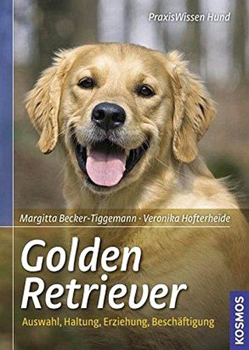 Produktbild bei Amazon - Golden Retriever: Auswahl, Haltung, Erziehung, Beschäftigung (Praxiswissen Hund)