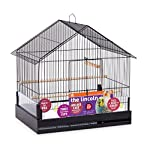 Prevue Pet Products Lincoln Bird Cage, Black 4