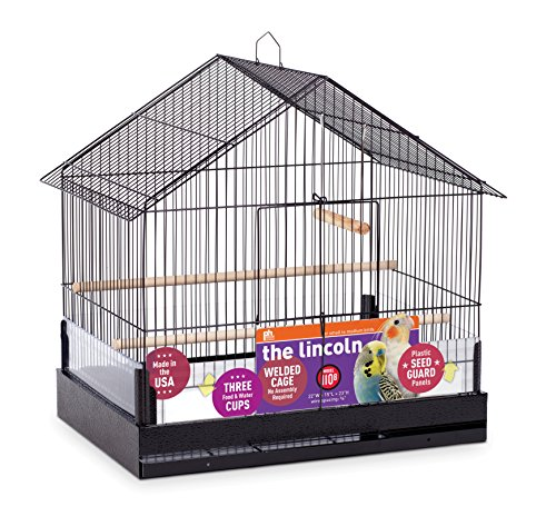 Prevue Pet Products Lincoln Bird Cage, Black 2