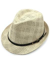 Coreano hombres y mujeres primavera verano sol sombrero/Sombreros de Inglaterra/los amantes de la playa del sol/Sombreros de jazz