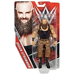 WWE BASE SERIE 75 ACTION FIGURE - Braun strowman 'The Monster Among Uomo 'WRESTLING giocattolo