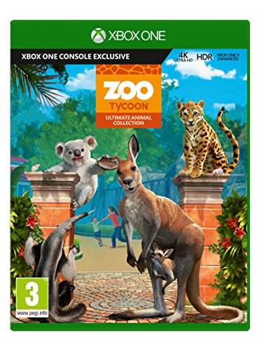 Zoo Tycoon: Ultimate Animal Collection (Xbox One) Best Price and Cheapest