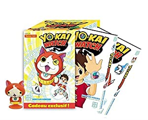 Yo-Kai Watch Coffret Saison 1 (Tomes 1 à 5)