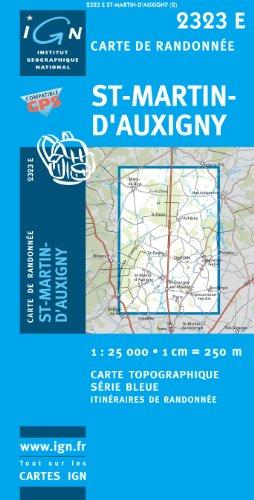 Saint-Martin-d'Auxigny GPS: IGN2323E