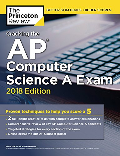 Pdf download cracking the ap computer science a exam 2018 edition ebook free book english pdf epub kindle cracking the ap computer science a exam 2018 edition college test prep download pdf free book pdf epub fandeluxe Gallery