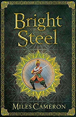 book cover of Bright Steel