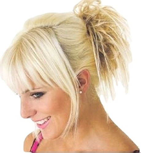 hair-extension-scrunchie-up-do-down-do-spiky-twister-28-bleach-blonde