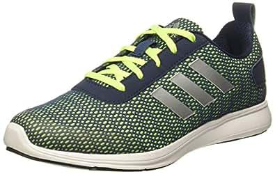 Adidas Men's Adispree 2.0 M Minblu/Syello/Conavy/Silv Running Shoes - 10 UK/India (44 1/2 EU) (CI1779)