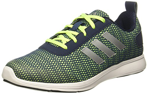 Adidas Men's Adispree 2.0 M Minblu/Syello/Conavy/Silv Running Shoes - 10 UK/India (44 1/2 EU) (CI1779)