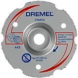 Dremel S600 Disque de découpe à ras bois/plâtre pour DSM20 77 mm