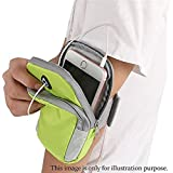 Obbi Waterproof Sport Armband Unisex Running Jogging Ver For Mobile IPhone 6s 6 Plus Gym Arm Band Case CoPhones Till 5.7 Inches Smartphones Pouch Bag For Women And Men