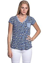 Abbino IG004 Camisas para Mujer - Hecho EN Italia - Colores Variados - Transición  Primavera Verano Promoción Femenino Casual Tendencia… a7cc986b361