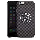 DeinDesign Coque Compatible avec Apple iPhone 6s Coque renforcée Coque Antichoc Paris Saint-Germain Logo PSG