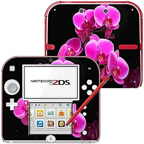 Fuoco 032, chitarra, Skin Autoadesivo Sticker Adesivi Pelle Cover Decal Set con Disegno Strutturato con Nintendo Wii U