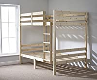Double Bunkbed - 4ft small double TWIN Bunk Bed - VERY STRONG BUNK! - Heavy Duty Use