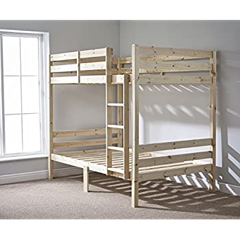 Adult Bunkbed 3ft Single Bunk Bed Very Strong Bunk