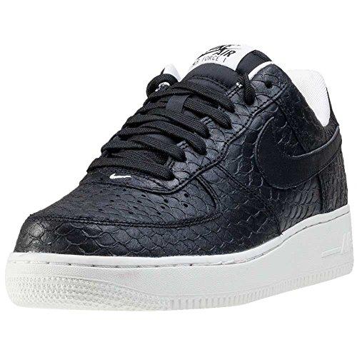 Nike Air Force 1 '07 Lv8, Sneakers basses homme Noir (Black / Black-Blanc sommet)
