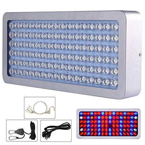 DAMAI 1000W LED Pflanzenlampe, Vollspektrum Pflanzenlicht 96