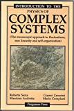 Introduction to the Physics of Complex Systems