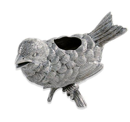 Vagabond House Zinn Song Bird Creamer Aluminium-creamer