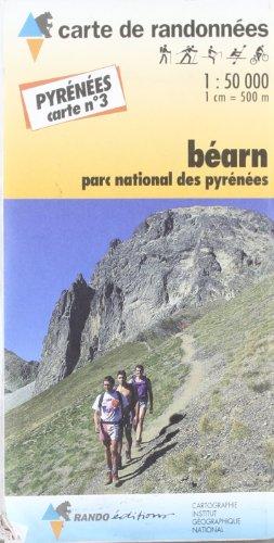 Bearn: Parc National Des Pyrenees par Collectif