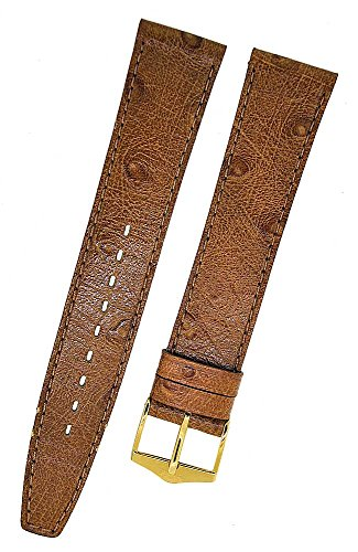 fortis-8796-swiss-brown-leather-watch-strap-with-brown-stitching-18-mm-gold