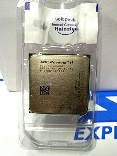 53.2GHz 6MB Quad-Core CPU Prozessor hdz955fbk4dgm Sockel AM3125W ()