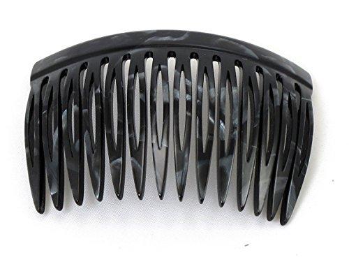 French Classic Slim Peigne à Cheveux - 7 cm | Fabriquée à la main en France