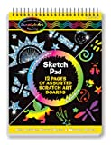 Best Creativity for Kids Board Game For Kids - Melissa & Doug Scratch Art Sketch Pad Review