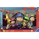 Mike The Knight - Disney Frame Puzzle 15 Pieces