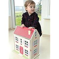 Indigo Jamm Hascombe House Dollhouse, Wooden Children