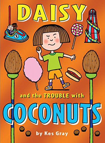 Daisy and the Trouble with Coconuts Cover Image