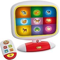Lisciani Giochi 49820–Carotina Baby Smart TV Juguete electrónico