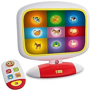 Lisciani Giochi 49820-Carotina Baby Smart TV Juguete electrónico
